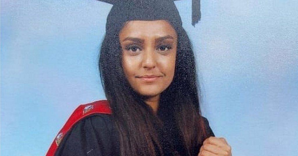 Sabina Nessa was killed in London.
