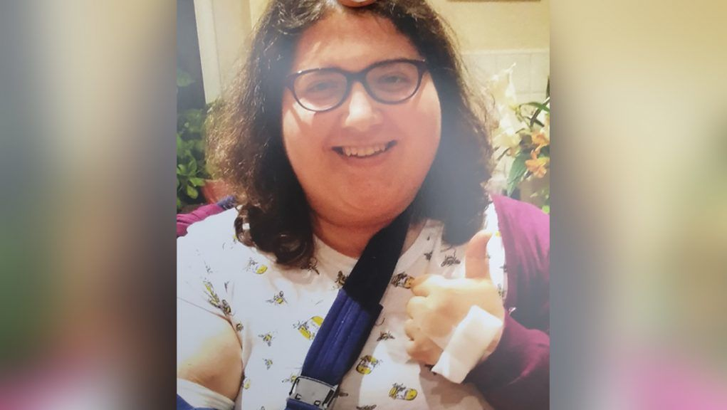 Missing: Florence Brooke was reported missing on Tuesday.
