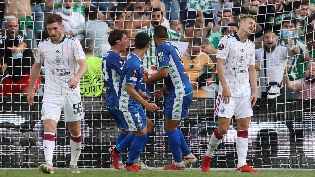 Real Betis rallied to take three Europa League points.
