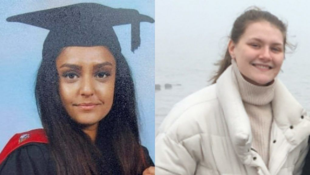 Victims: Sabina Nessa and Libby Squire.