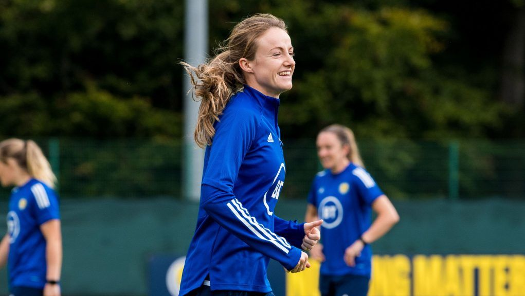 Christy Grimshaw hopes to make her competitive debut on Friday.