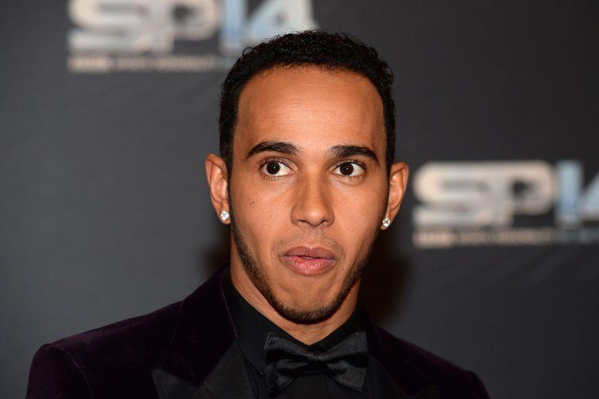 Hamilton: New track record.