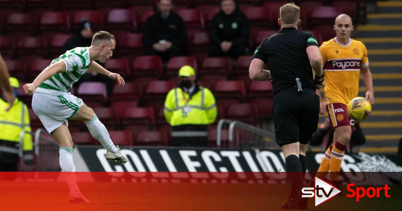 Motherwell 0-2 Celtic: Turnbull nets stunner on Fir Park return