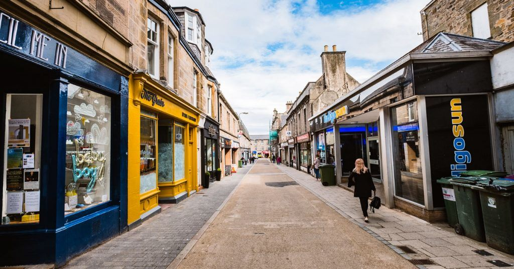 Elgin: The Moray town placed the bid as part of the Queen's platinum jubilee celebrations.