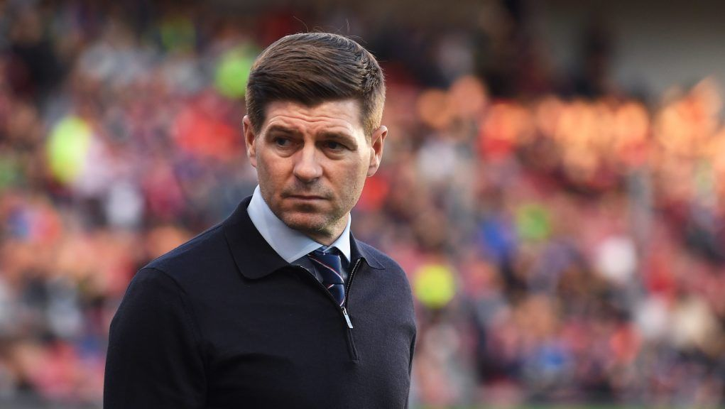 Gerrard said that Joe Aribo could have suffered serious injury.
