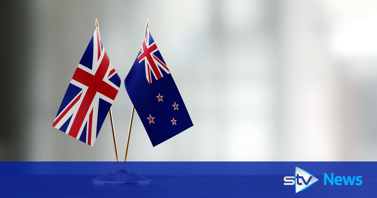 Prime Minister Boris Johnson agrees trade deal with New Zealand