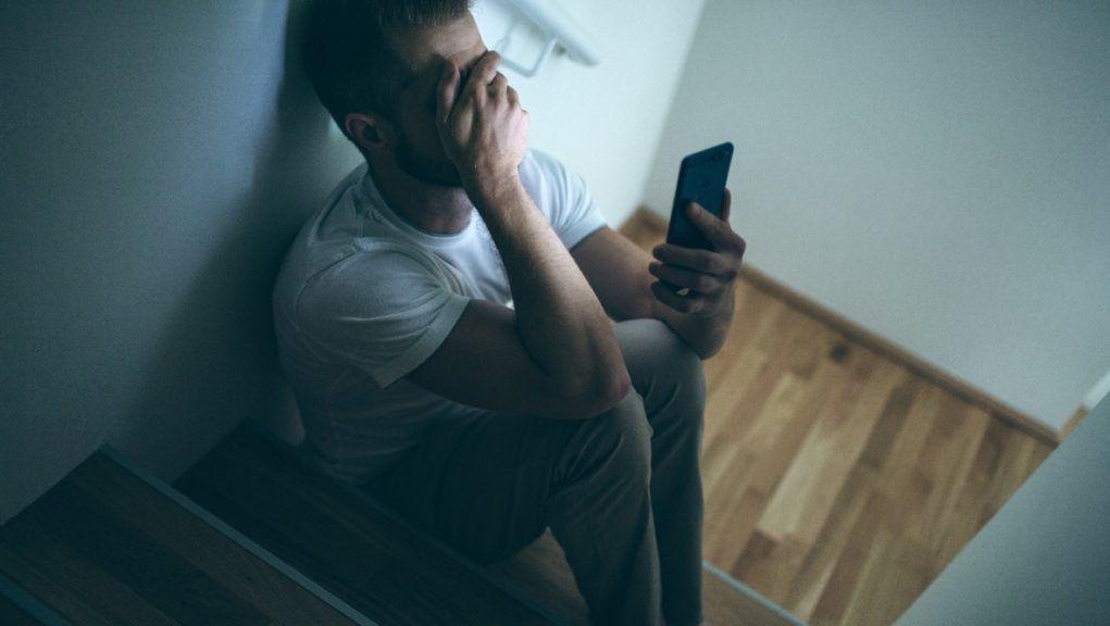 Crisis line: More than 40,000 calls abandoned.