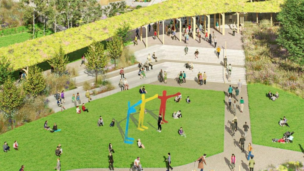 Beacon of Hope: Plans have been submitted by the University of Strathclyde.