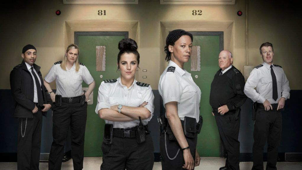 Screw: Starring Nina Sosanya and Jamie-Lee O'Donnell.