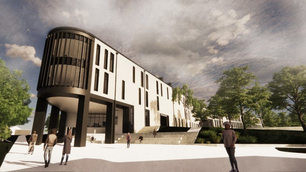 Perth High School: The council has pledged an additional £8.3m towards to the project.