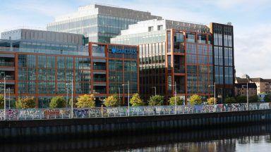 Barclays' Tradeston hub.