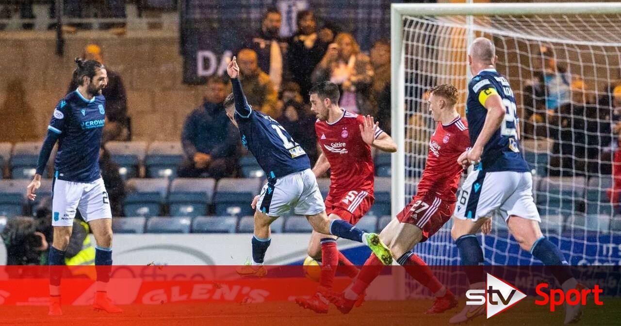 Dundee beat struggling Aberdeen for first league win of season