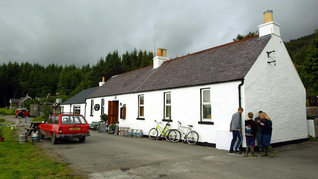 A community hoping to take over Britain's remotest mainland pub has won more than £500,000 in funding.