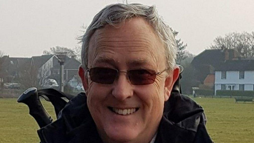 Missing: David Wightman was last seen on Friday.