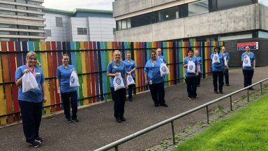 NHS Greater Glasgow and Clyde has welcomed more than 650 newly qualified nurses and midwives as part of this year's intake.