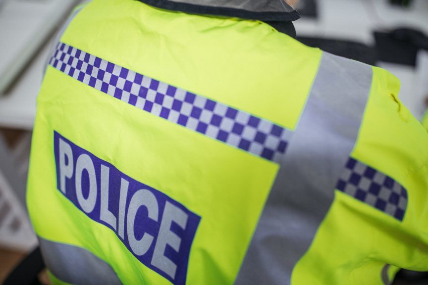The incident is said to have taken place on Monday in Aberdeen.