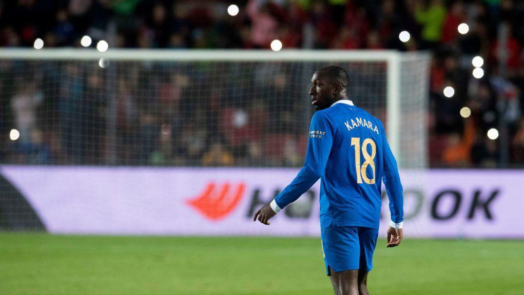 Investigation: UEFA said it was probing 'potential discriminatory incidents'.
