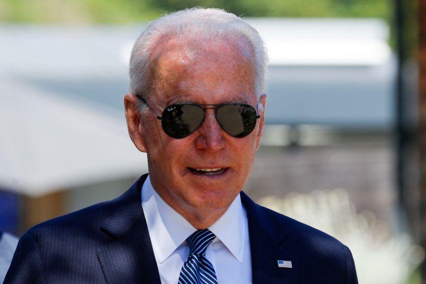 Confirmed: Biden will travel to Glasgow.