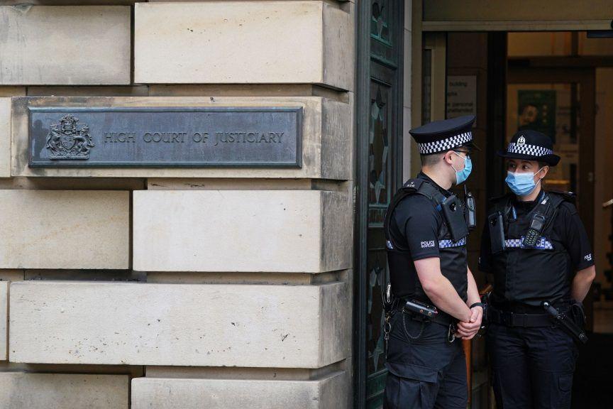 'Terror plot' trial: Sam Imrie.