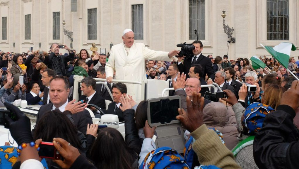 Pope Francis: Won't be in Glasgow for COP26.