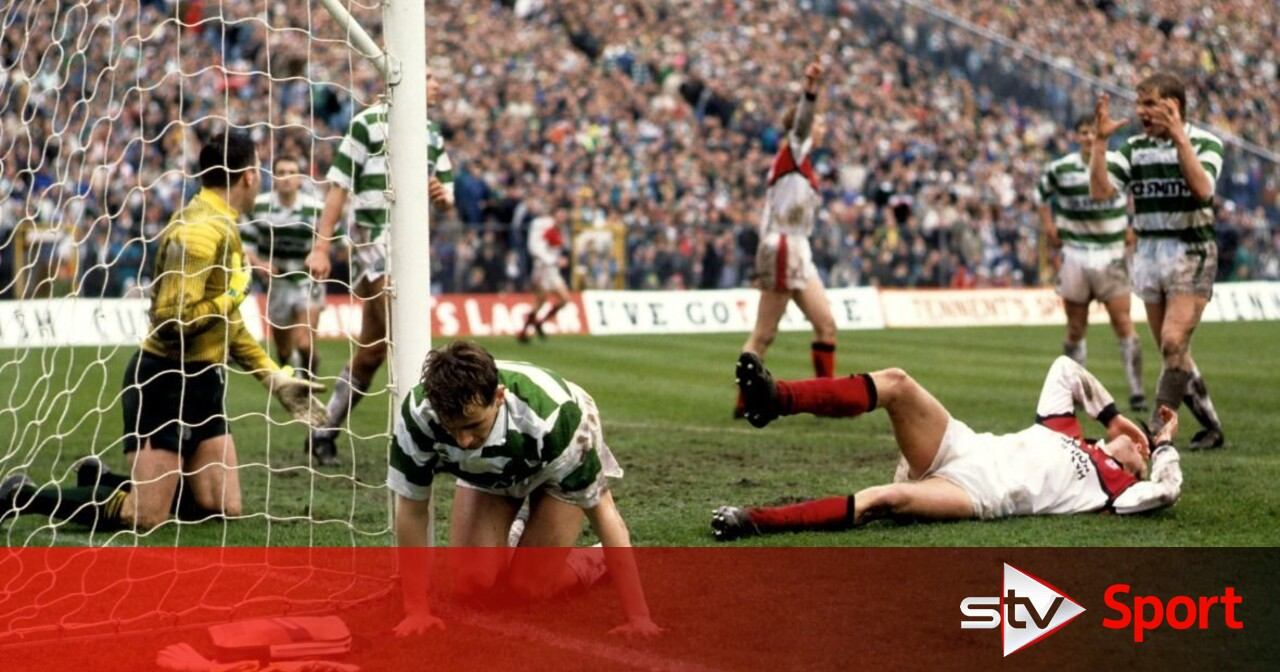 In pictures: When Clydebank reached the Scottish Cup semi-finals