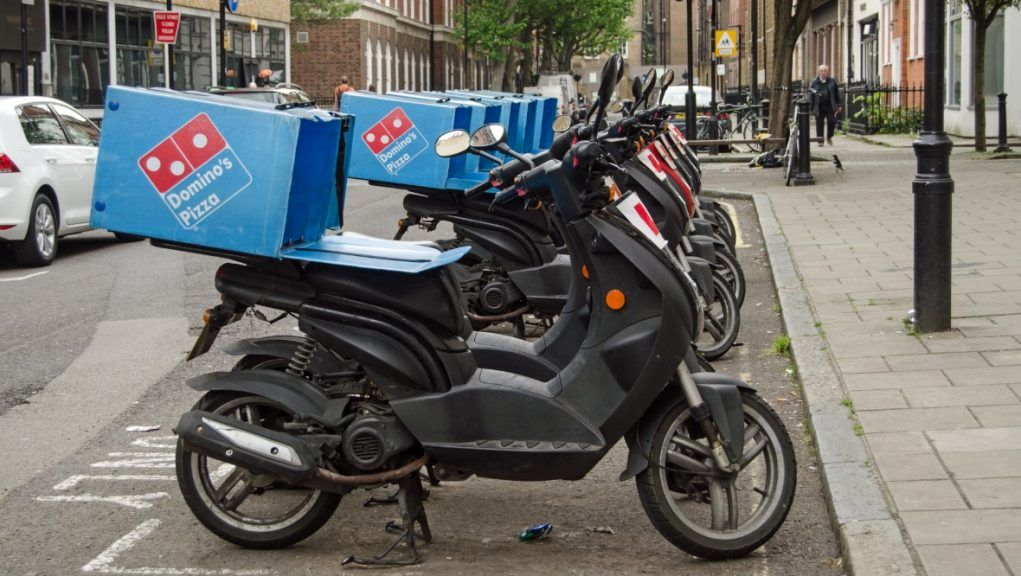 Domino's: Pizza delivery company to hire 8000 new drivers.