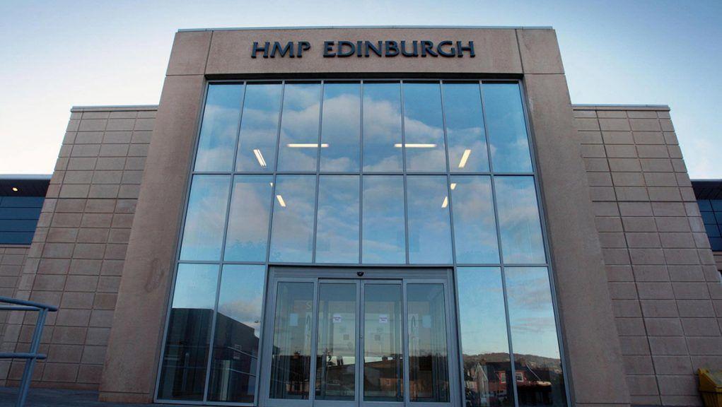 Allan Marshall was being held on remand at HMP Edinburgh.